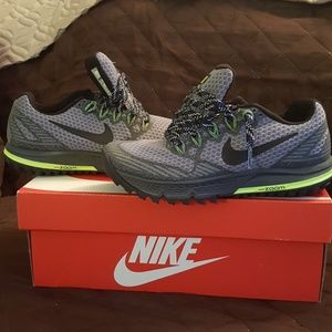 Womens Nike Zoom Wild Horse 3 Size 5
